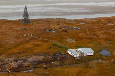 Research station at Bely Island was listed in the international catalogue