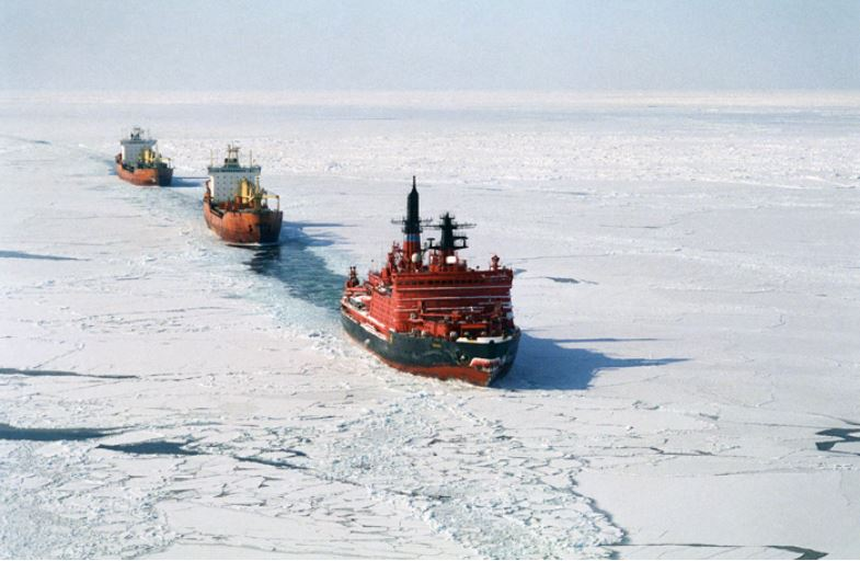 Russia and South Korea will hold joint study of the Northern Sea Route