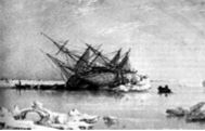 The ship, disappeared 160 years ago, was found